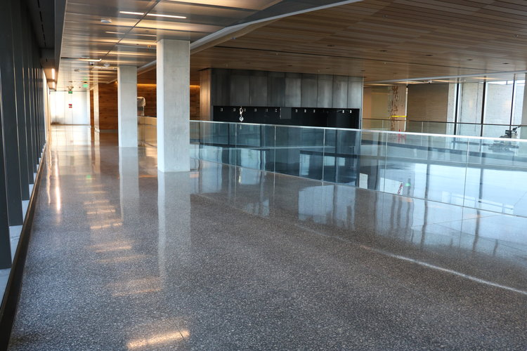 Cerner Trails polished project