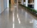 decorative concrete flooring of olathe west high school