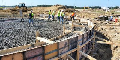 structural concrete services