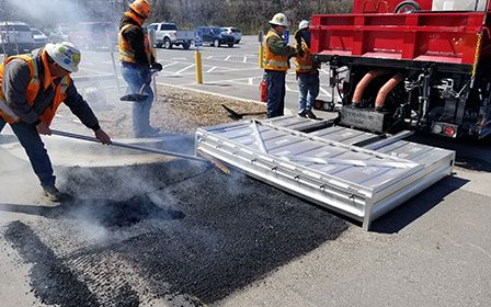 Asphalt Maintenance and Repair by Asphalt Contractors