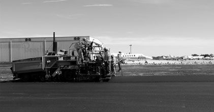 New Century Airport Paving Project
