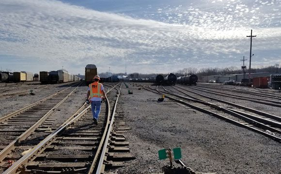 Railroad Construction Maintenance and Track Inspections